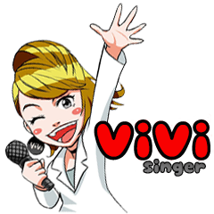 singer ViVi Official Website
